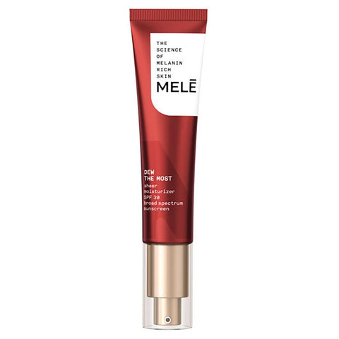 MELE DEW THE MOST Sheer Moisturizer SPF 30 Broad Spectrum Sunscreen - 30ml - Beautyshop.ie