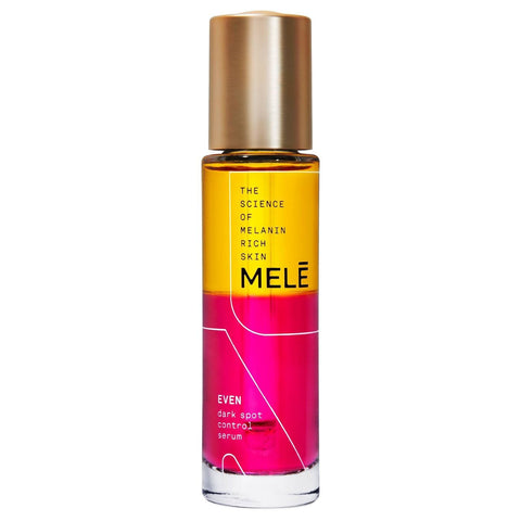 MELE Even Dark Spot Control Facial Serum for Melanin Rich Skin - 30ml - Beautyshop.ie