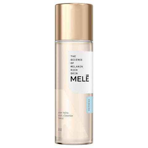 MELE Refresh Even Tone Post Cleanse sejas toniks melanīna bagātīgai ādai - 150ml - Beautyshop.lv