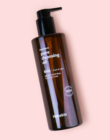 HANSKIN Pore Cleansing Oil [BHA] - 300ml - Beautyshop.ie