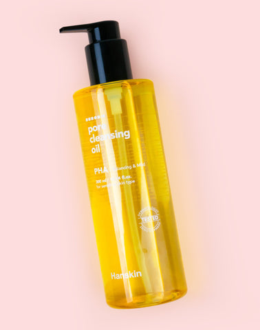 HANSKIN Pore Cleansing Oil [PHA] (300ml) - Beautyshop.ie