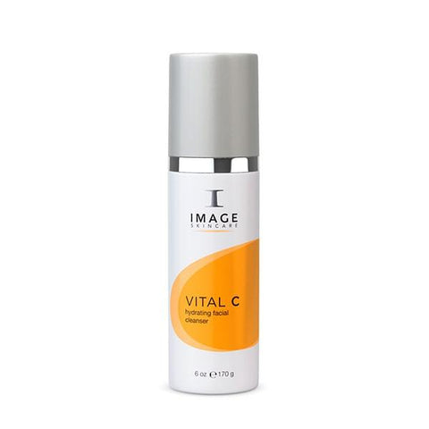Image Hudvård Vital C Hydrating Facial Cleanser, 6 oz (177 ml) - Beautyshop.ie