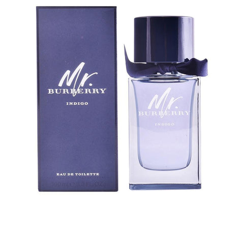 Burberry MR BURBERRY INDIGO edt vaporizador 100 ml - Beautyshop.es