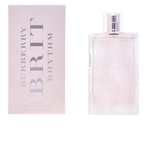 Burberry BRIT RHYTHM FOR HER FLORAL edt vaporizador 90 ml - Beautyshop.es