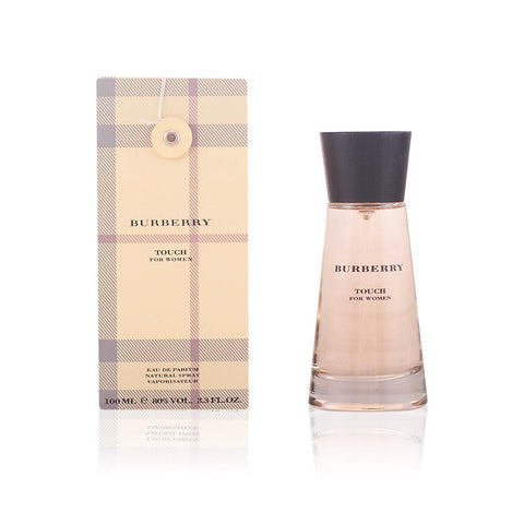 Burberry TOUCH MOTERYS edp vaporizador 100 ml - Beautyshop.ie