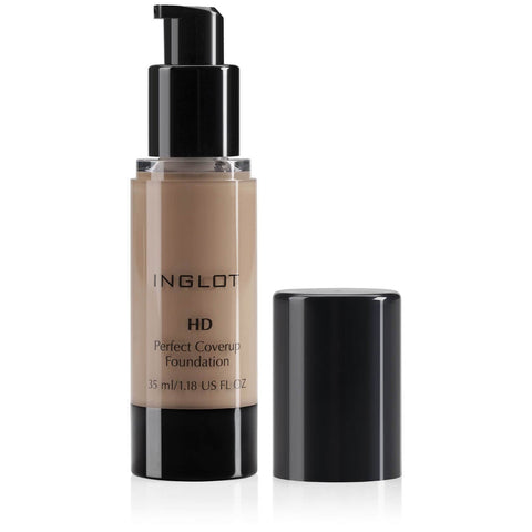 Inglot HD Perfect Coverup Foundation 35ml (razne nijanse) - Beautyshop.ie