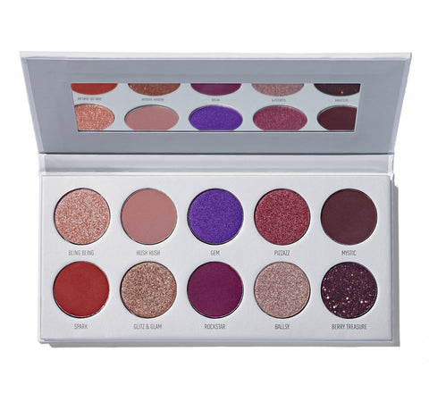 Палетка теней для век Morphe X Jaclyn Hill Bling Boss Eyeshadow 16g - Beautyshop.ie