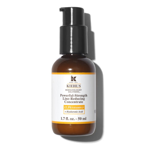 KIEHLS Powerful-Strength-Line-Reducing Concentrate Vitamin C (50ML) - Beautyshop.ie