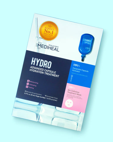 Hydro Advanced Capsule Hydration Treatment Treatment Mask - Beautyshop.pl