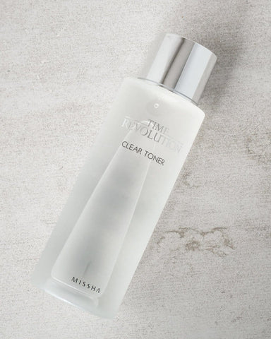 MissHA Time Revolution Clear Toner (250ml) - Beautyshop.ie