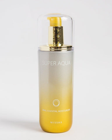 MISSHA Super Aqua Cell Renew Snail Essential Moisturizer (130 ml) - Beautyshop.ie