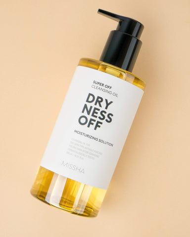 Super Off Cleansing Oil (Dryness Off) - Beautyshop.se