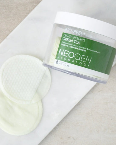 Neogen Bio-Peel Gauze Peeling Green Tea - Beautyshop.ie