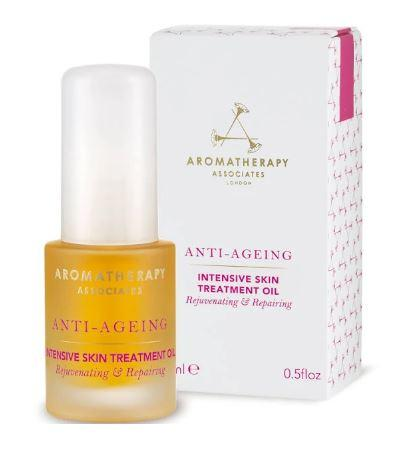 Aromatherapy Associates London Anti-Ageing Intensive Skin Treatment Oil 15ml