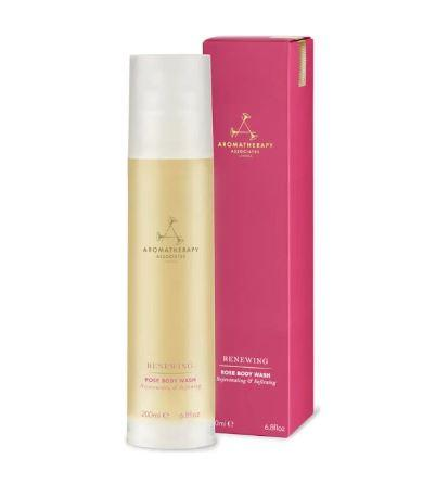 Aromatherapy Associates London Renewing Rose Body Wash 200ml