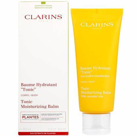 Clarins Tonic mitrinošs balzams 200ml - Beautyshop.lv