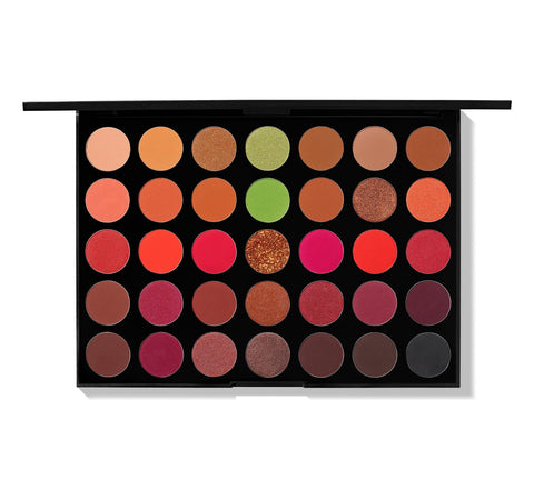 MORPHE 35O3 Fierce by Nature Artistry paletė 56.2 g - Beautyshop.lt