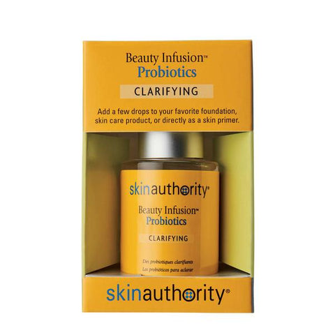 Skin Authority Beauty Infusion ™ probiotikas skaidrībai