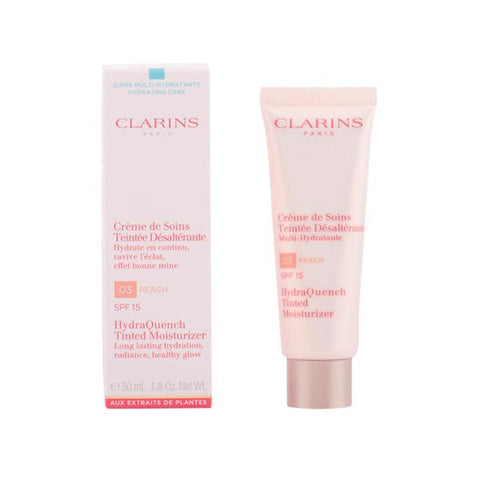 Clarins Make-up Effect Hydrating Cream Multi-hydratante - Beautyshop.ie
