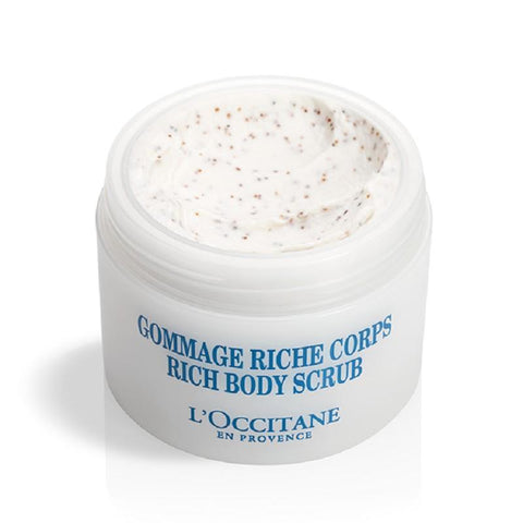 Body Exfoliator Karite L'occitane (200 ml) - Beautyshop.cz
