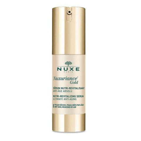Nuxe Nuxuriance Gold Nutri-Revitalizing Serum 30ml - Beautyshop.ie