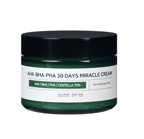 Some BY MI - AHA, BHA, PHA 30 Days Miracle Cream 50ml - Beautyshop.ie
