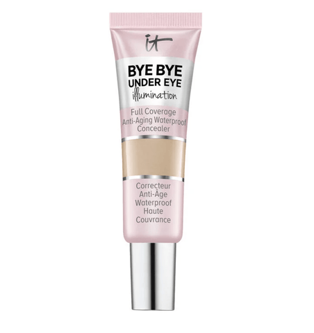 IT KOSMĒTIKA Bye Bye Under Eye Illumination korektors - 12ml - Beautyshop.ie