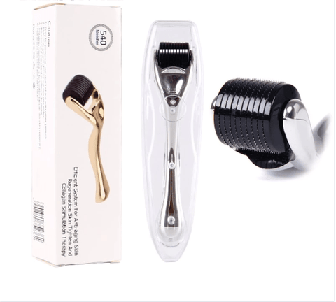 Starter Micro Needle Derma Skin Roller DRS 540 0.2mm - Beautyshop.ie