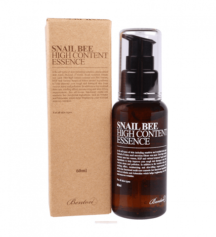 BENTON Snail Bee High Content Essence - 60ml - Beautyshop.ie