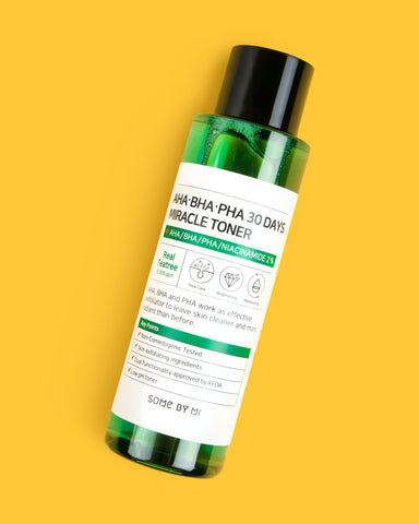 SOME BY MI AHA-BHA-PHA 30Days Miracle Toner (150ml) - Beautyshop.pl