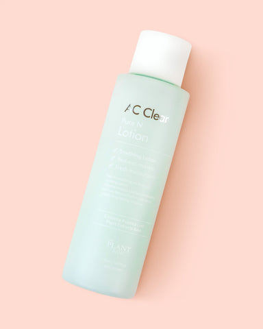 THE PLANT BASE AC Clear Pure N Skin Lotion - Beautyshop.ie