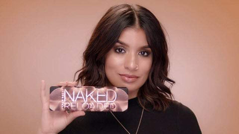 URBAN DECAY Naked Reloaded Eyeshadow Palette - Beautyshop.lv