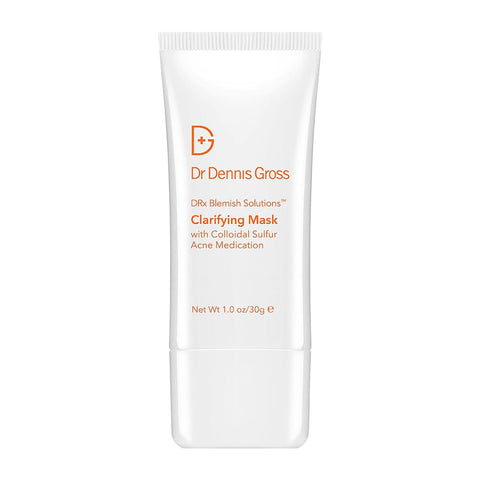 Dr Dennis Gross Blemish Solutions Sulfur Mask