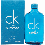 EDT CK One Summer de Calvin Klein (100ml) - Beautyshop.ie