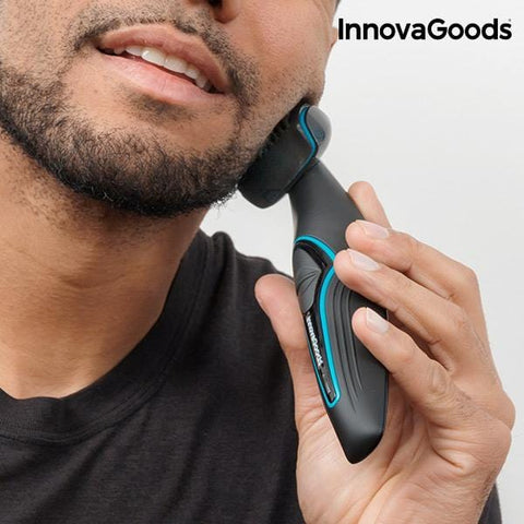 InnovaGoods Epilator-Body Trimmer with Extendable Handle