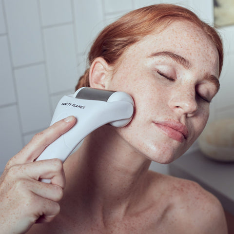 Vanity Planet Revive | Professionell ansiktsisrulle. - Beautyshop.ie