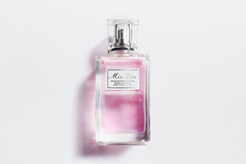 MISS DIOR Fresh rose body oil - 100ml