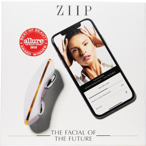 ZIIP Beauty Nano Current Skincare Device - Beautyshop.fr