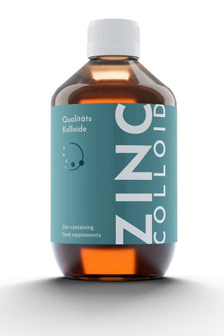 Colloidal Zinc and Copper Supplements 250ml