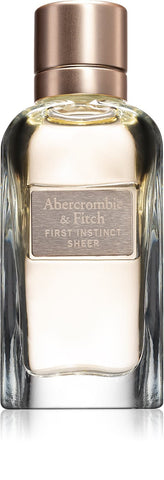 Abercrombie & Fitch First Instinct Sheer Eau de Parfum for Women - Beautyshop.ie
