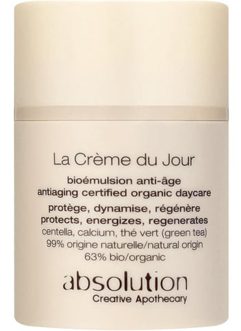Absoluzio La Creme du Jour (30ml) - Beautyshop.ie