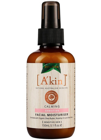 A'kin Calming Facial Moisturizer - 150ml - Beautyshop.fi