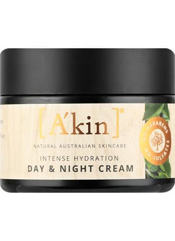 A'kin Intense Hydration Day & Night Cream - 50 ml