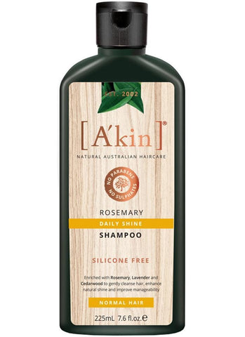 Champú A'kin Daily Shine Rosemary - 500ml - Beautyshop.es