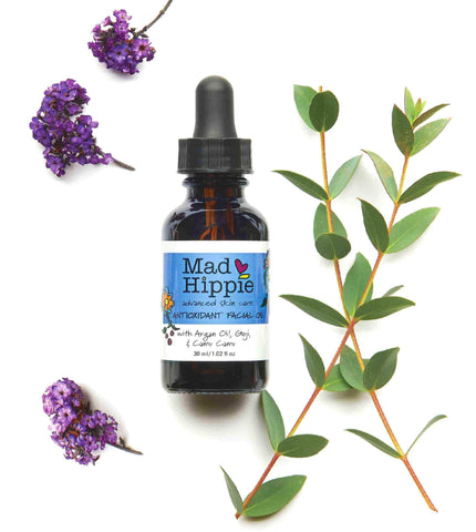 Ulei facial anti-oxidant Mad Hippie - Beautyshop.ie