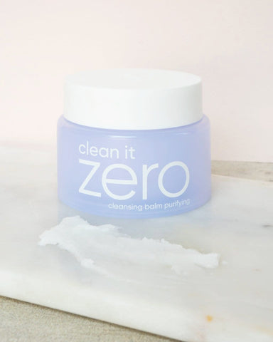 Clean It Zero Cleansing Balm Purifying (100ml) - Beautyshop.lt