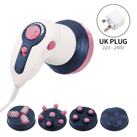 3D Roller Anti-Cellulite Massager Weight Loss Fat Removal Device