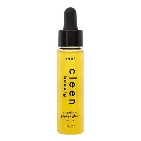cleen beauty Vitamin C Papaya Glow Serum - 30ml - Beautyshop.ie