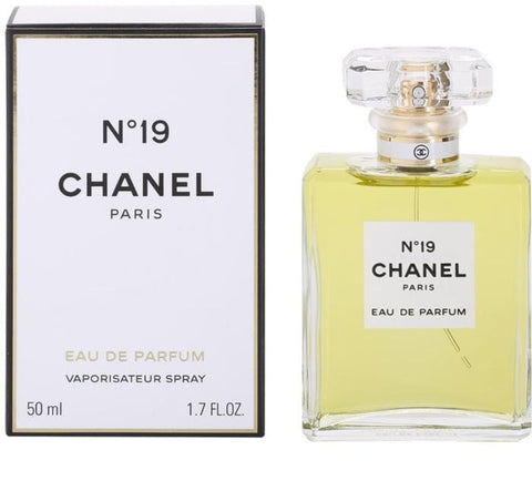 Eau de Parfum Chanel N ° 19 - Beautyshop.ie