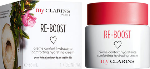 Clarins My Clarins Re-Boost Comforting kosteusvoide 50ml - Beautyshop.fi